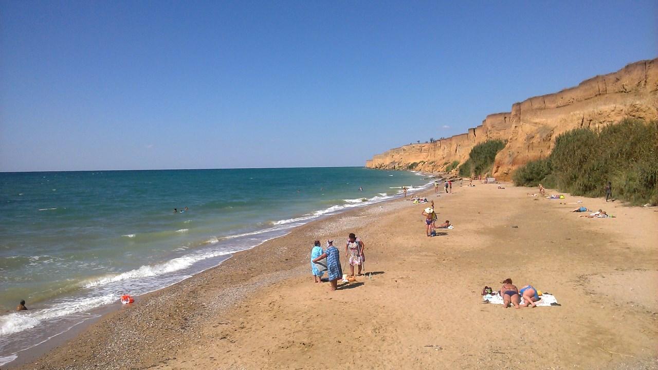Андреевка крым фото пляжей